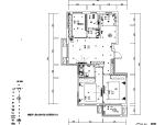 锦泽花园住宅设计施工图(附效果图)