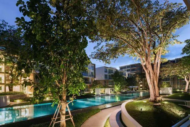 30个 · 泰国高颜值景观设计项目下