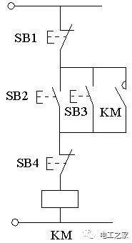 电气控制线路图的绘制及分析_2