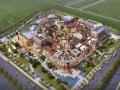 滨水大港国际广场景观规划方案设计
