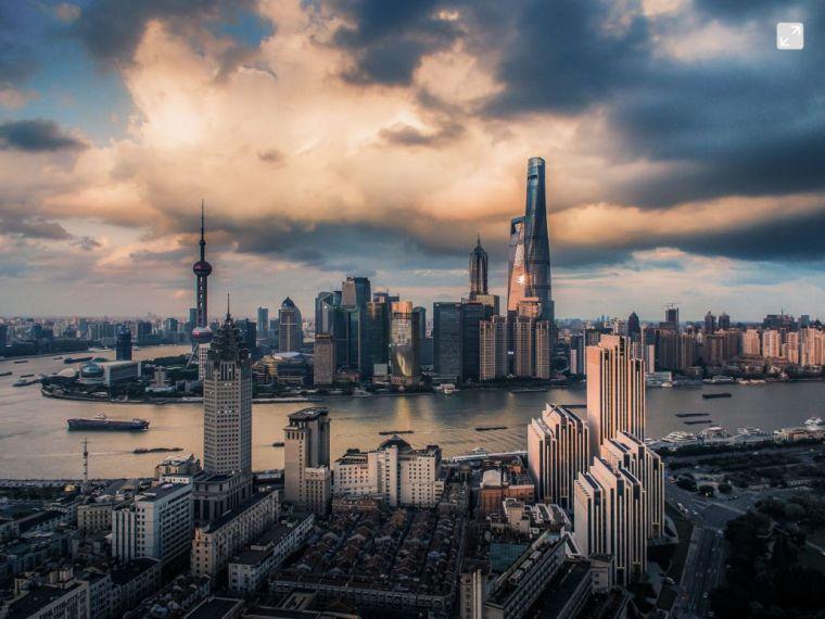 一个摄影师带你一口气看遍上海5个SOHO景观