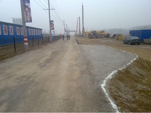 [广州]临建桥梁标准化施工手册