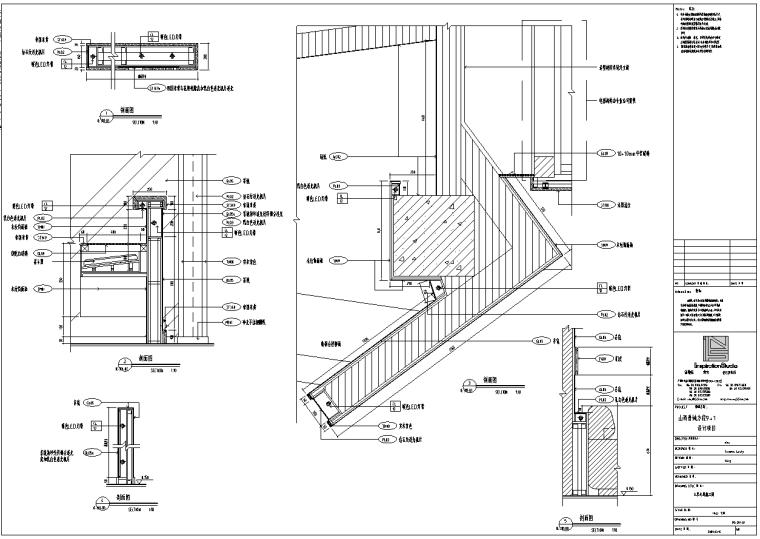 汤物臣——晋城ktv室内设计施工图及效果图(179张)_2