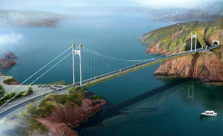 [甘肃]悬索大桥锚碇混凝土施工专项方案(重力式锚)