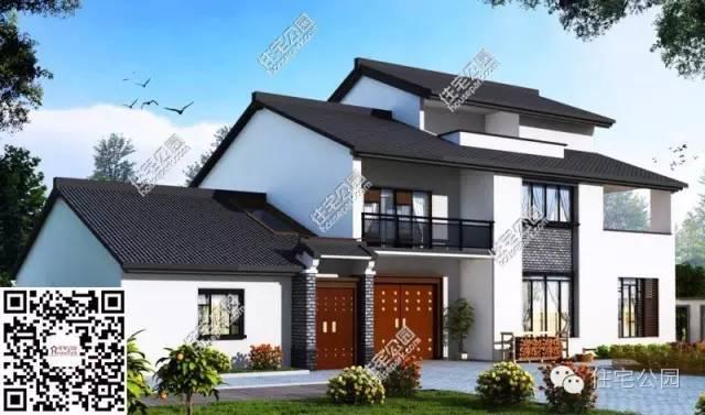 10套新中式农村自建房,收藏回家去盖!