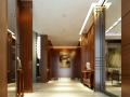 中式风格高档三层别墅室内设计施工图(含效果图)