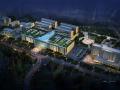 [重庆]某医科大学医院设计方案(含CAD)