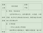 房地产企业管理制度手册-部分2
