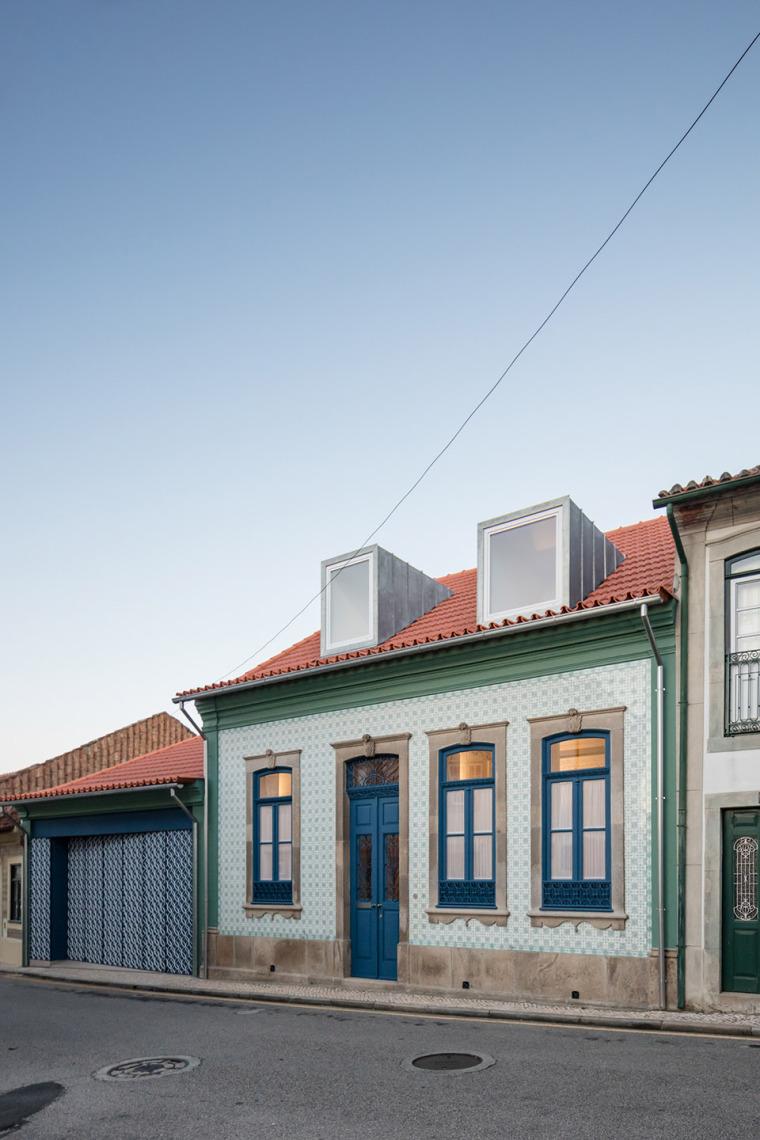 葡萄牙奥瓦尔住宅-26