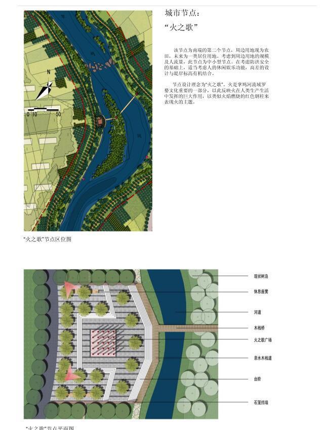 [土人]云南昆明禄劝县掌鸠河湿地滨河公园景观方案pdf(139页)