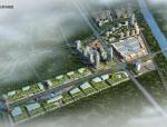 新中式风格高层荆州国际商业城建筑设计方案文本