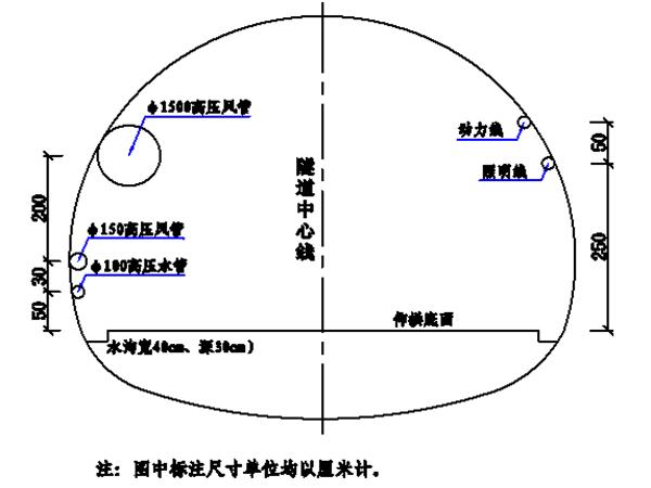 兰渝铁路隧道标准化施工手册(Word,共100页)