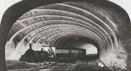 地铁是怎样建成的?超有爱的绘图让您大开眼界!_3