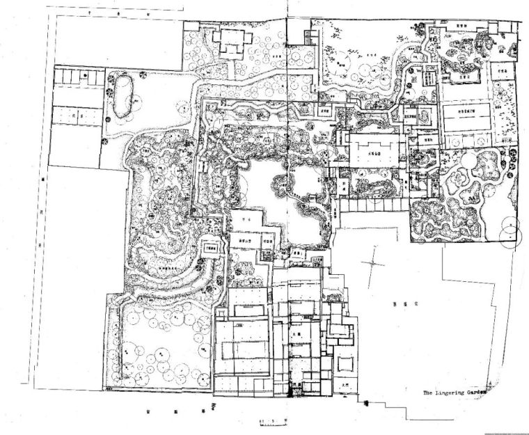 设计干货丨南方实习苏杭经典园林平面图_3