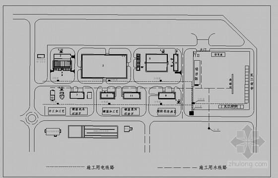 [天津]10万吨再生水厂工程全套施工组织设计(150余页 图文并茂)