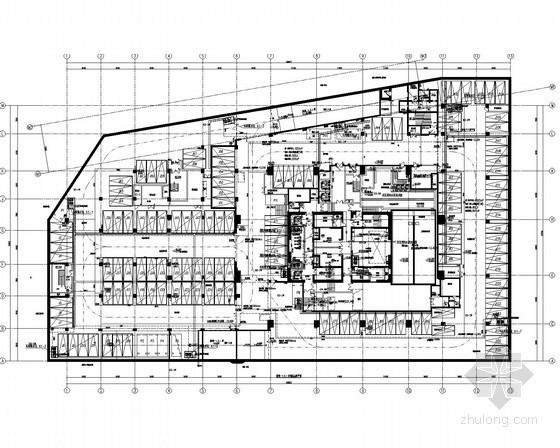 [北方]8万平超高层办公楼给排水施工图(甲级设计院 循环冷却系统)