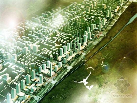 [西安]文化古城旅游道路景观规划方案(知名设计公司)