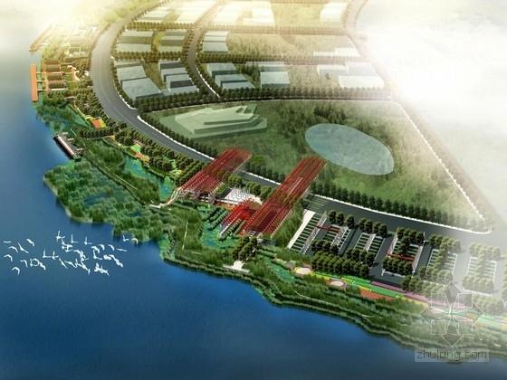 [上海]世博会园区湿地公园设计方案(含实景图)