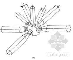 深圳某公司钢网架结构拼装施工工艺