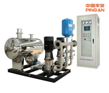 采用陕西恒压变频调速供水系统的优点解析!