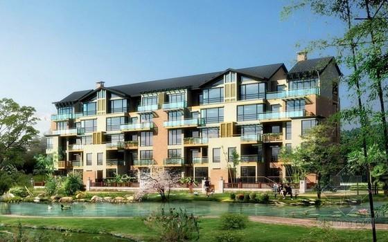[杭州]高档花园洋房地产项目工程管理策划报告(2012年)
