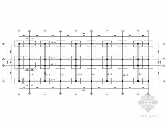 [学士]四层框架结构办公楼毕业设计(含结构设计、建筑设计、计算书)