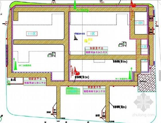 [上海]大型深基坑地下连续墙围护专项施工方案(钢筋笼吊装详细)