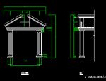 某别墅样板房竣工图