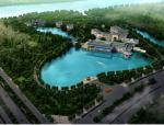 高层现代风格鹰潭迎宾馆建筑设计方案文本(含CAD)