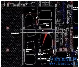 BIM应用,上海滨江国际广场6号楼,BIM技术,中国BIM培训网