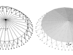 3D3S在索结构设计中的应用