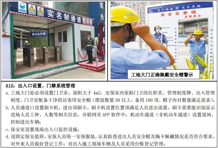 知名集团建筑工程安全与文明施工管理办法(70余页,附图较多)
