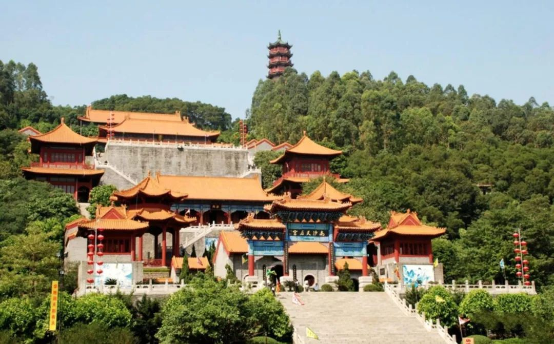中国建筑四大类别:民居、庙宇、府邸、园林_35