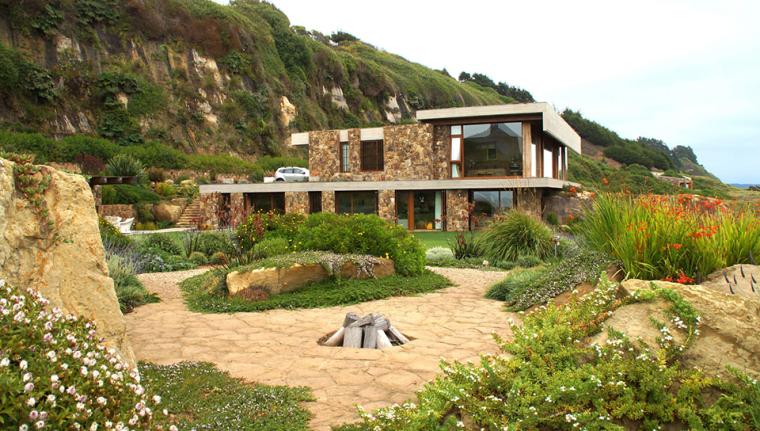 沿海LasBrisas住宅别墅景观