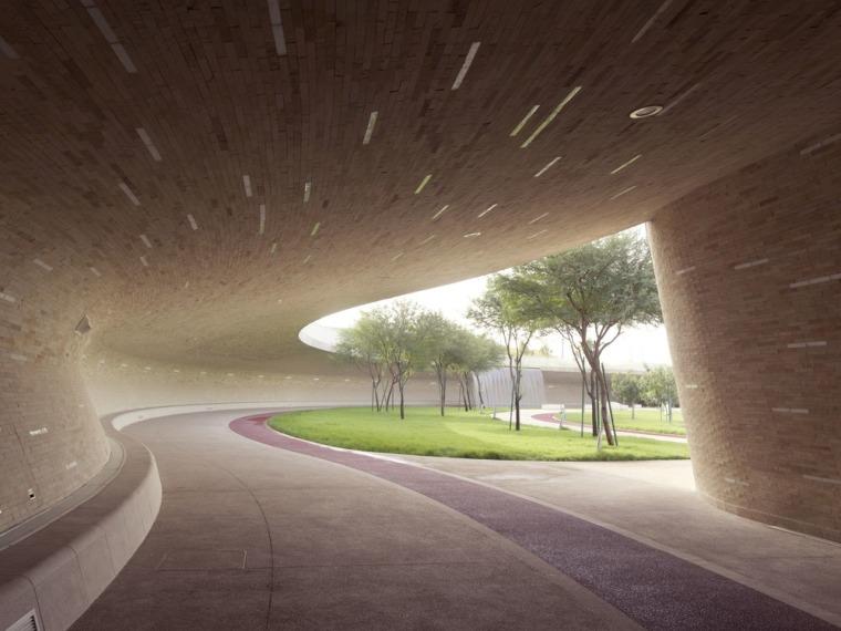 [知名设计公司特辑]走进AECOM的景观规划世界(70套资料在文末)-卡塔尔氧气公园-1