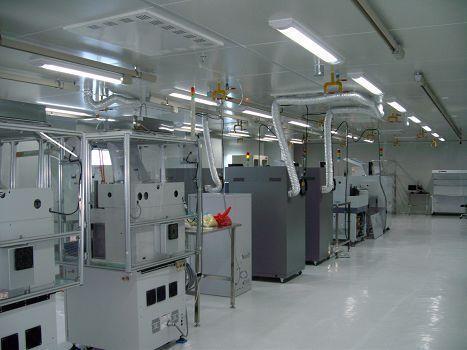 表冷器加热器计算软件资料下载-洁净空调安装中关键施工技术创新