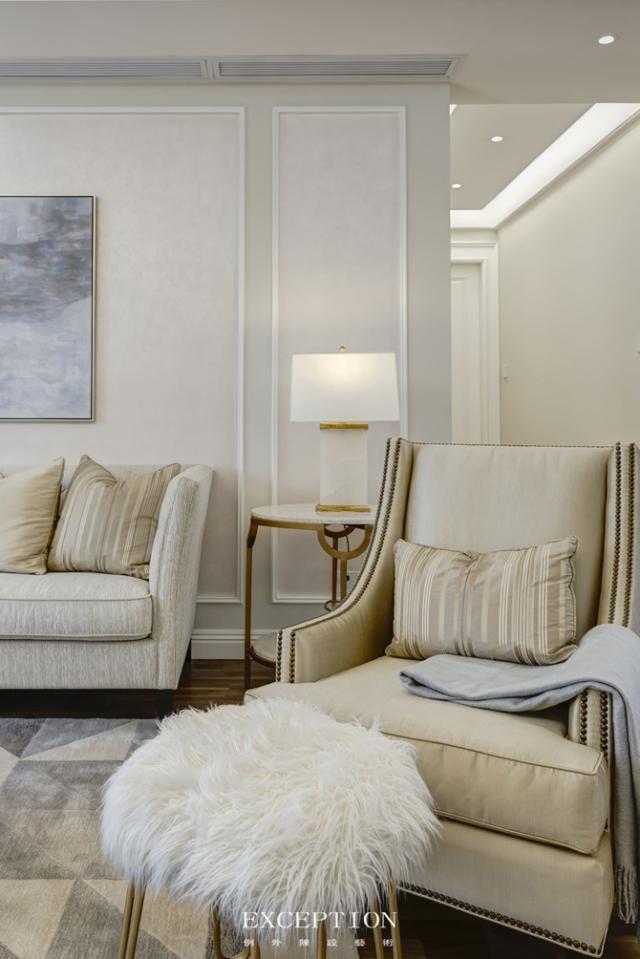 琴瑟和鸣--深圳星河时代室内软装设计-  【设计解读.客厅细节】 第10张图片