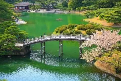 没错!几平米也能做个日式庭院!