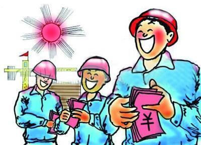 工地给农民工发工资,通常农民工工资被拖欠问题的原因有哪些?