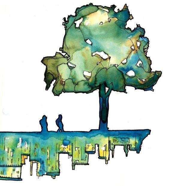 怎样把树种出艺术范?_16