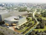 """2022年北京冬奥会综合训练馆""""冰坛""""开工建设"""