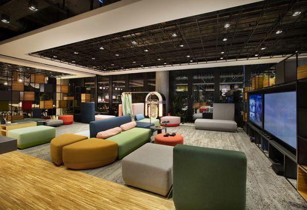 上海办公室装修中设计理念和原理的结合 - 上海后街印象装潢设计 - 后街印象的博客