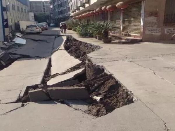 """地基坍塌造成""""二次施工""""?看完这篇就懂如何避免!"""