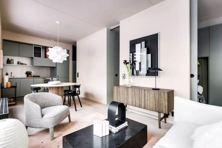 家庭室内装修设计之小户型的空间设计利用