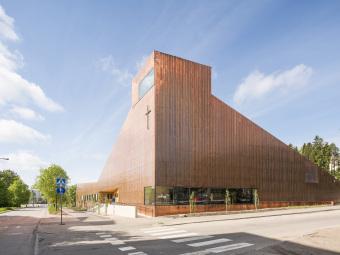 苏维拉教堂案例(芬兰)