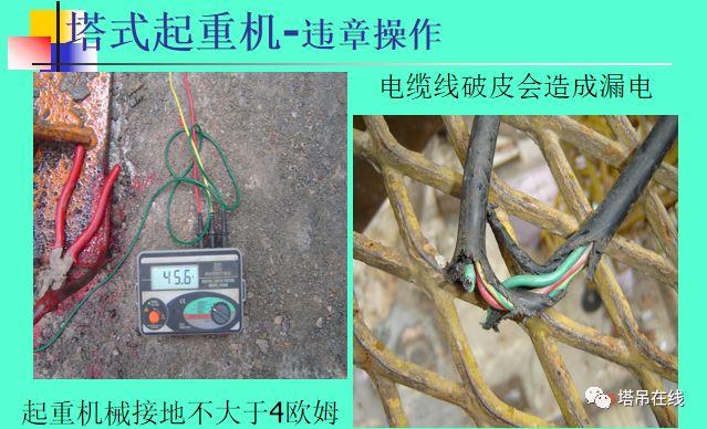 塔式起重机安全技术规程及检查技术规程PPT_16