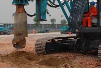 旋挖灌注桩施工工艺的探索