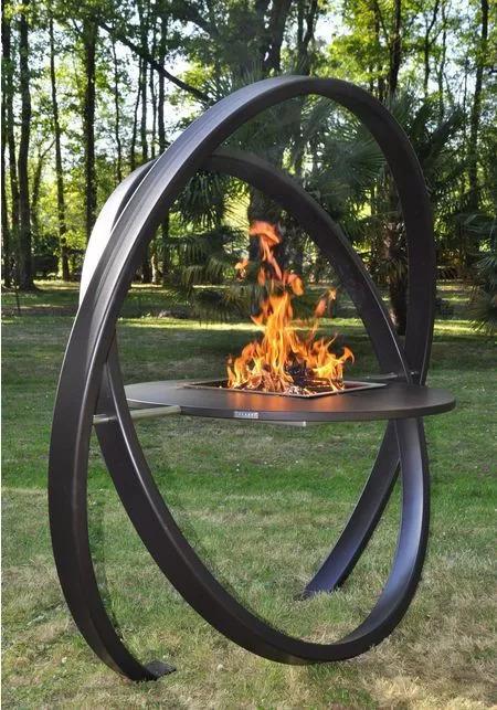 庭院里那一抹温暖·火炉_17