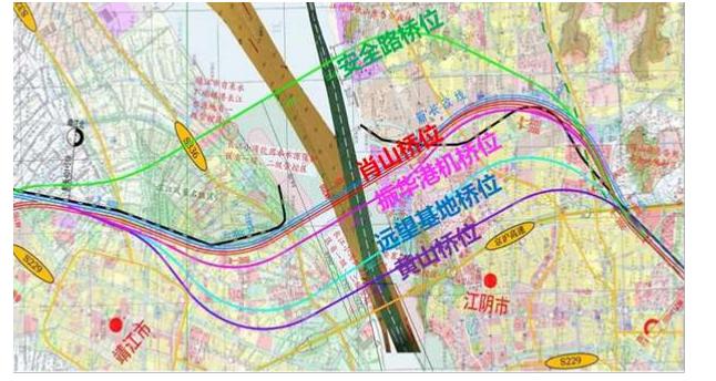 铁路长江大桥环境影响报告书(共252页)