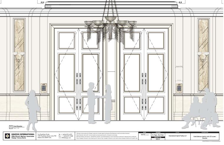 CCD阿布扎毕豪华公寓室内设计概念及效果图